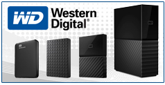 WD External Hard Drives